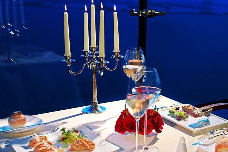 極上の贅沢!ドバイの絶景すぎる絶品レストラン5選