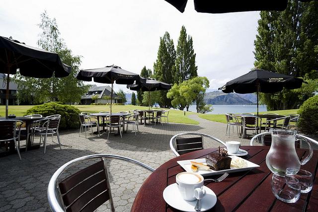 ニュージーランド・ワナカ湖畔の人気カフェレストランおすすめ3選!雰囲気抜群の絶景が魅力