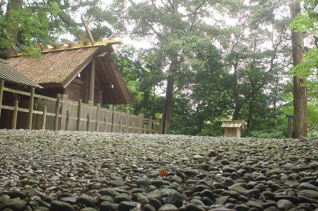 強力なパワースポット!歴史ある日本一の神社、伊勢神宮