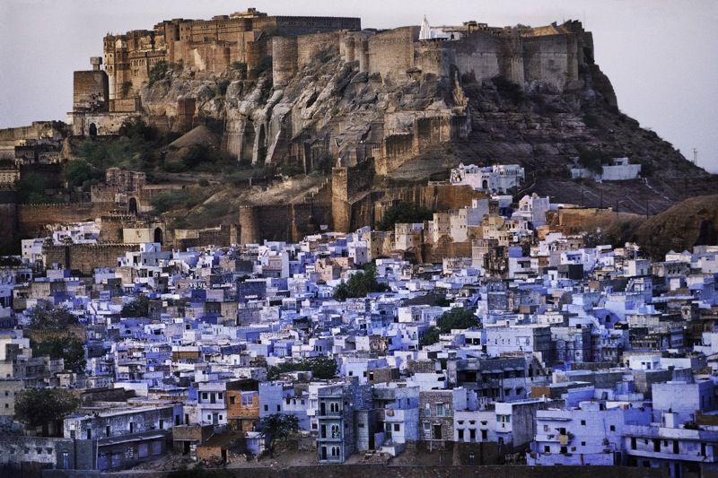 インド・ジョードプルの絶景&絶対いきたいおすすめ観光スポット!