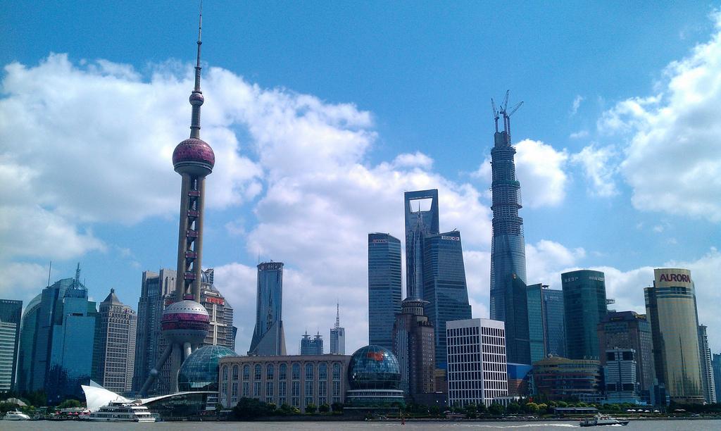 絶対行きたい上海のおすすめ高層タワーTOP3!その高さと芸術的な造形にクラクラ!