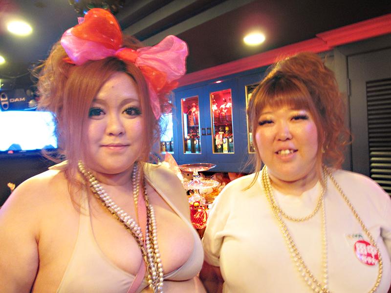 ぽちゃぷりに癒されると話題のぽっちゃりキャバクラ・歌舞伎町TBCに行ってみよう