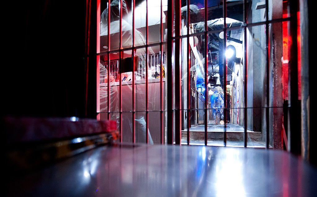 渋谷刑務所病院はここ!病院で刑務所で居酒屋な渋谷アルカトラズE.R.
