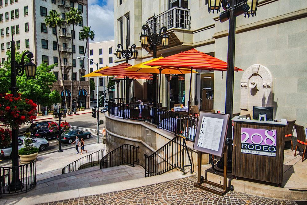 ロサンゼルス・ビバリーヒルズでおすすめのオシャレカフェ5選!セレブ達が集まる街で贅沢カフェタイム