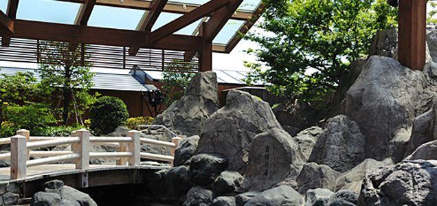 千葉の浦安に天然温泉が♡大江戸温泉物語グループ 浦安万華鏡 大解剖!