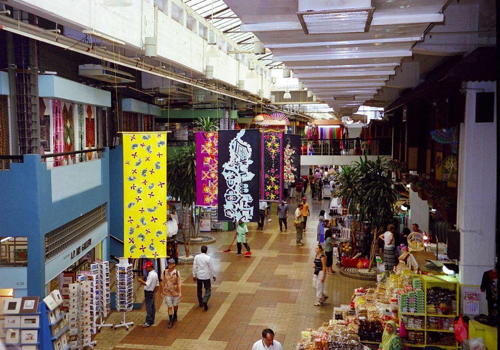 マレーシアの人気土産をセントラルマーケットでゲット