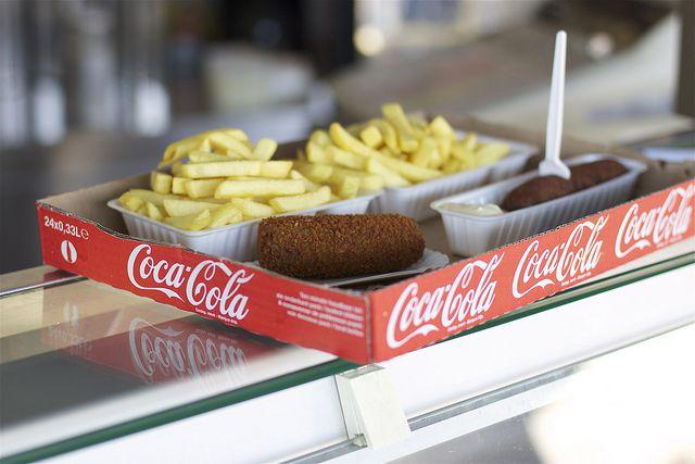 オランダで有名な食べ物6選!日本で人気のクロケットも!