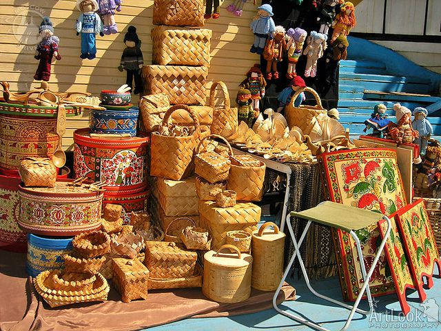 ロシアでおすすめのお土産! マトリョーシカなどの人気ロシアン雑貨をご紹介