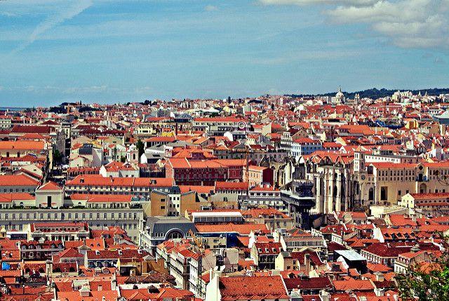 ポルトガルの首都で絶景を!リスボンのベストビュースポット5選