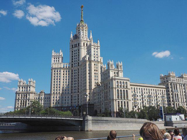 圧巻のスケール!美しすぎるロシアの建築物7つ