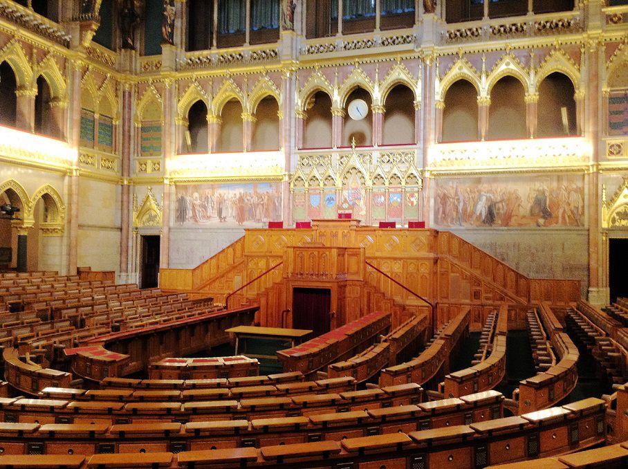 ハンガリー観光なら絶対行くべき絶景スポット!国会議事堂を大解剖