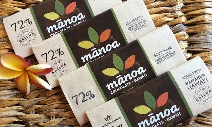 カイルアで工場見学も!ハワイのお土産は「マノア・チョコレート」がおすすめ