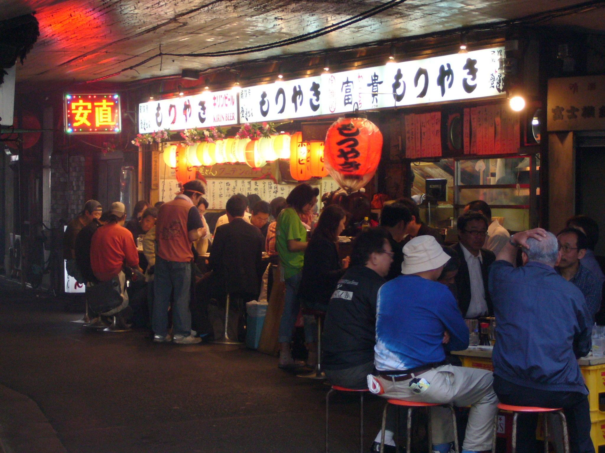 東京・新橋でおすすめのおやじ居酒屋をまとめ!懐かしくも新境地♪