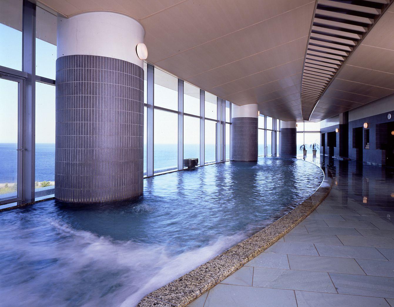 赤ちゃんの誕生日に泊まるべき!熱海後楽園ホテルの温泉と食事が素晴らしい!