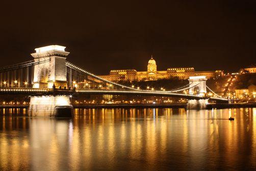 ハンガリー・ブタペスト観光なら絶対行くべき!絶景スポット~くさり橋~