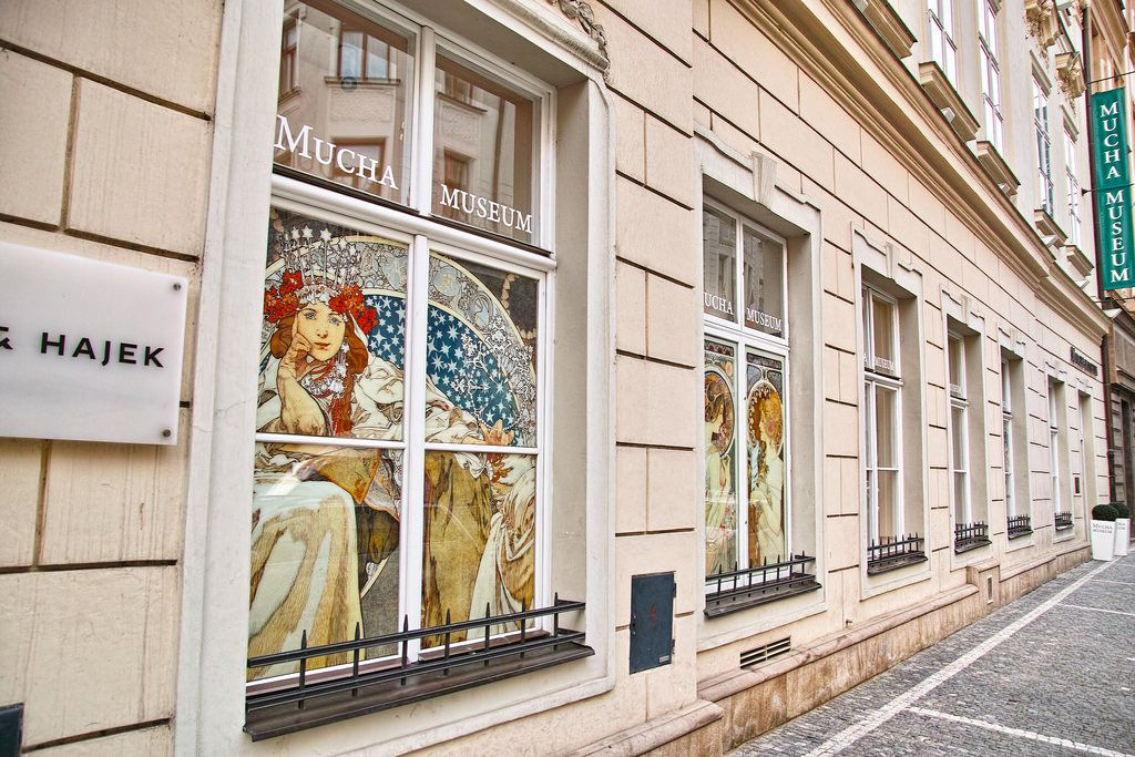チェコ・プラハ観光で美術館・博物館巡り!中世の街で芸術旅を