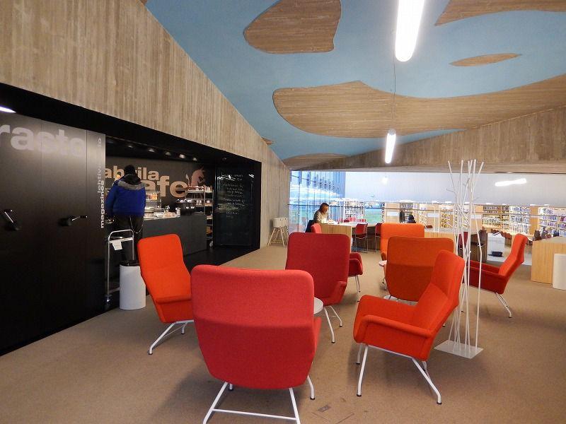 モダンなだけではない!アイディア満載、市民にも大人気のフィンランドの図書館大特集!