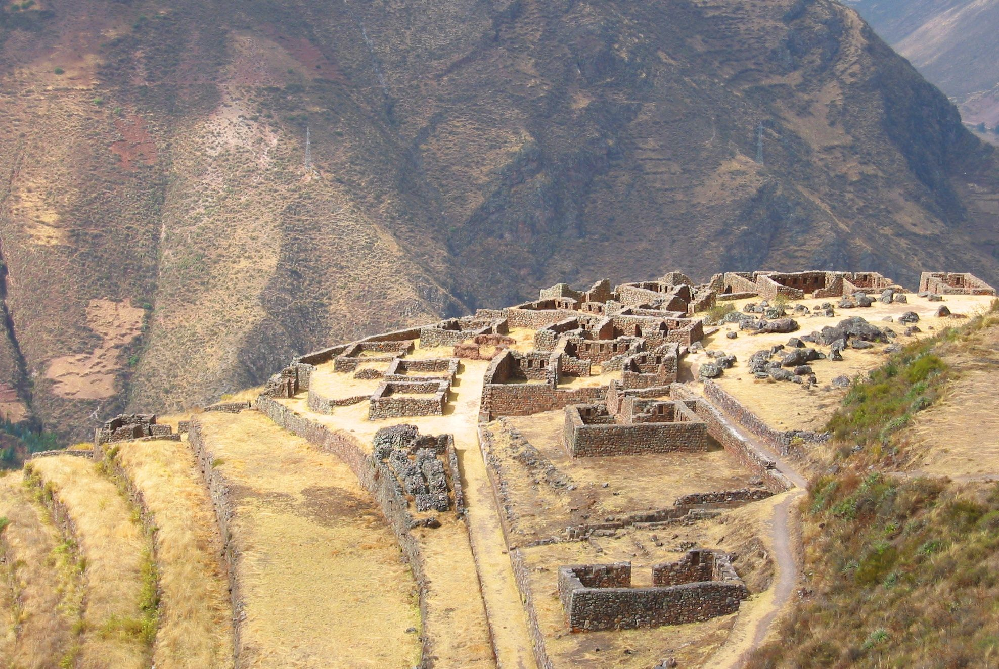 ペルーの「聖なる谷」!ウルバンバの谷で遺跡巡り