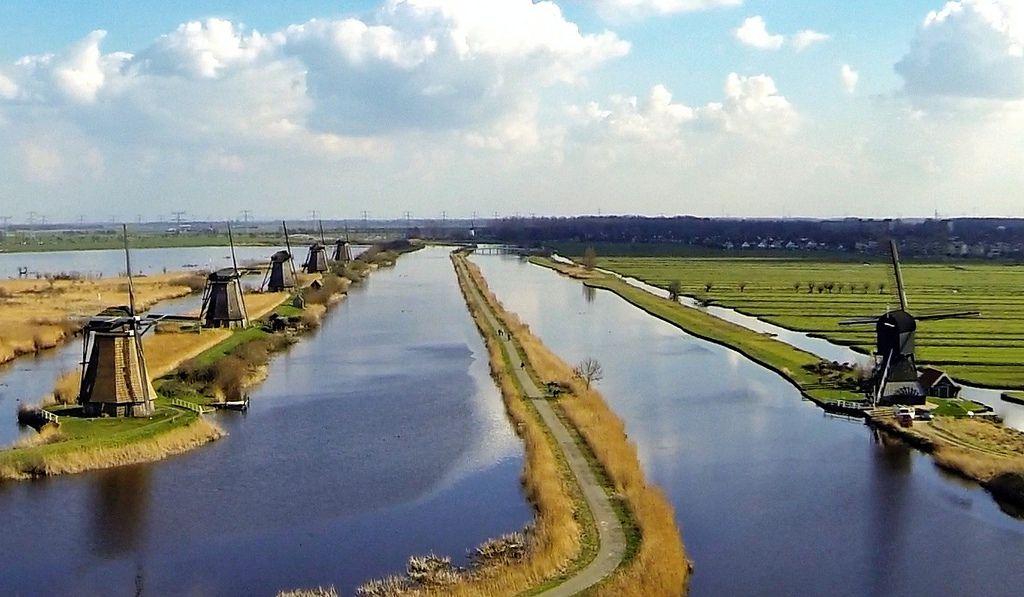 オランダで風車が観たい!風景と絶景が堪能できるおすすめの場所2選