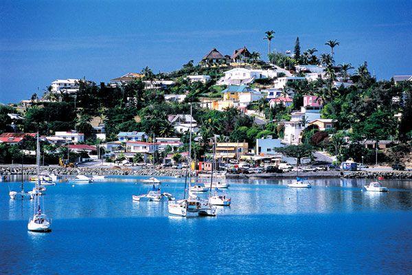 ニューカレドニアの首都ヌメアの中心街を歩いてみよう!コンパクトサイズのサントルヴィル観光名所5つ!