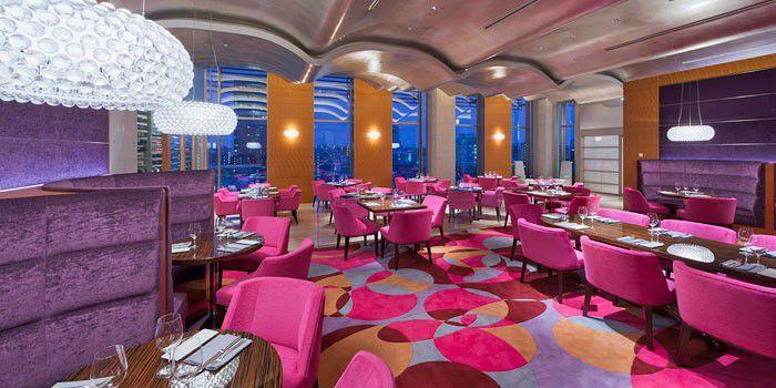 会員制・東京アメリカンクラブ内にある素敵なレストランに行きたい!