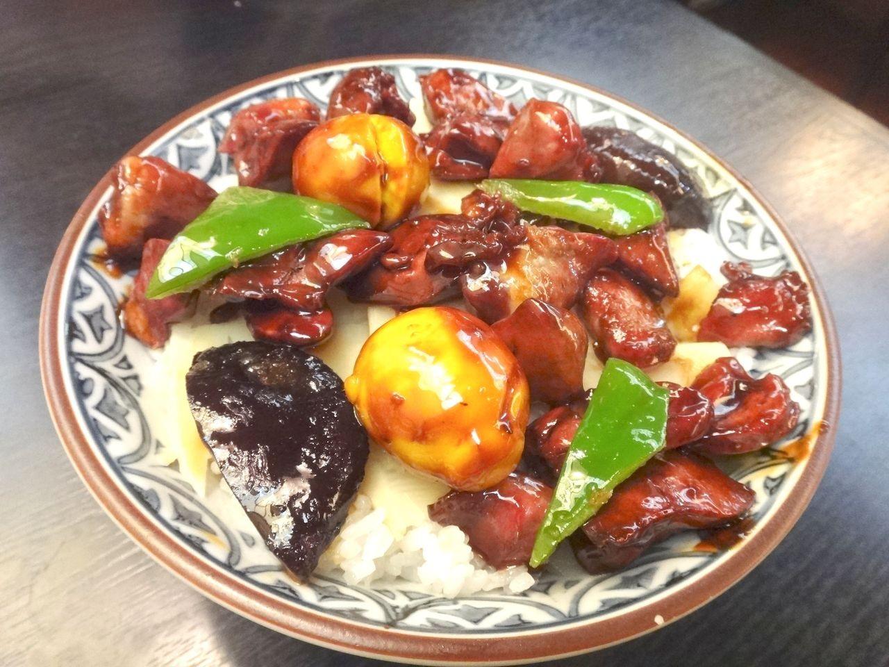 甲府鳥もつ煮のおすすめ店特集!山梨のB級グルメにトライ