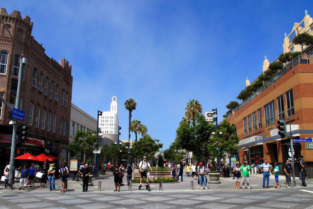 ロサンゼルス7エリアそれぞれの特徴を紹介!観光前に予習せよ!