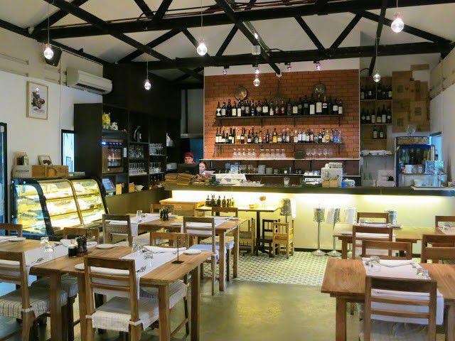 シンガポールでブラータチーズを味わえる店!ピエトラサンタ
