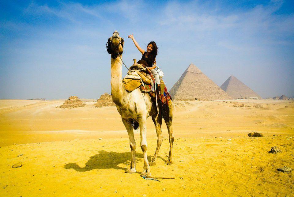 エジプトおすすめ観光スポット13選!ピラミッドで撮れる面白い写真も!