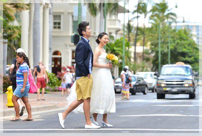 結婚式にもおススメ!ハワイのフォトウェディングおすすめ撮影スポットまとめ