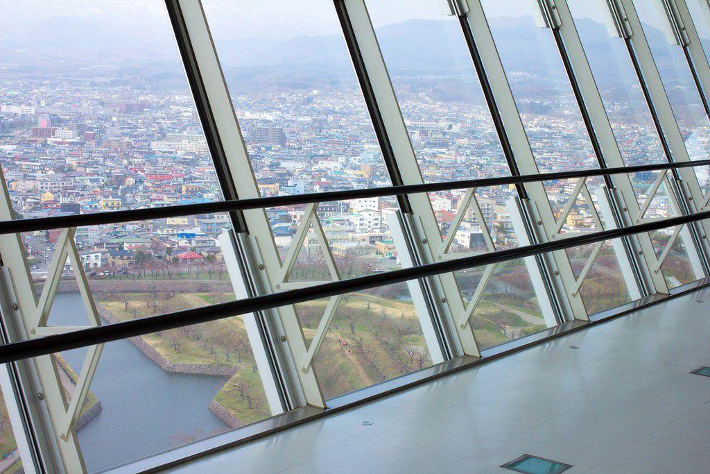 新撰組終焉の地・函館五稜郭の観光スポット