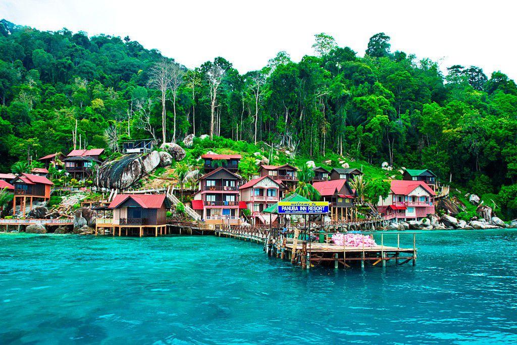 マレーシアのパラダイス!ティオマン島が今熱い!