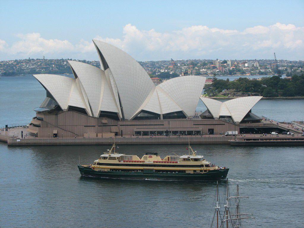 オーストラリア世界遺産オペラハウス観光ポイントをご紹介♪