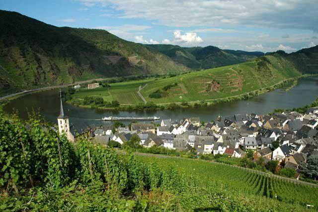 ドイツ産ワインはおいしい!有名なドイツワインの産地おすすめ5選