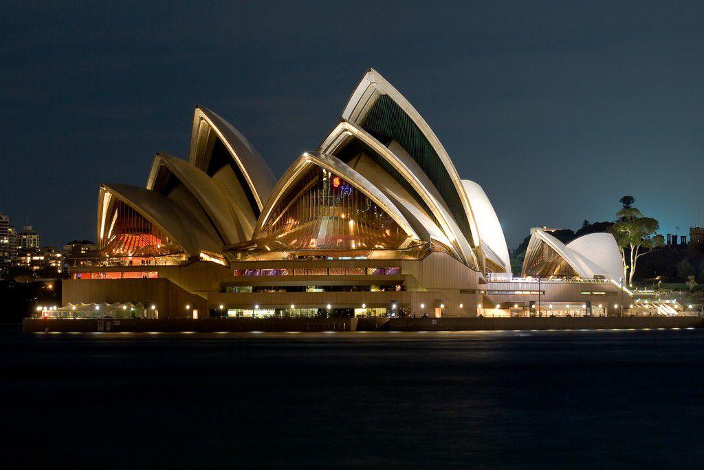 オーストラリア・シドニーのオペラハウスを観光しよう!美しい構造にうっとり♪