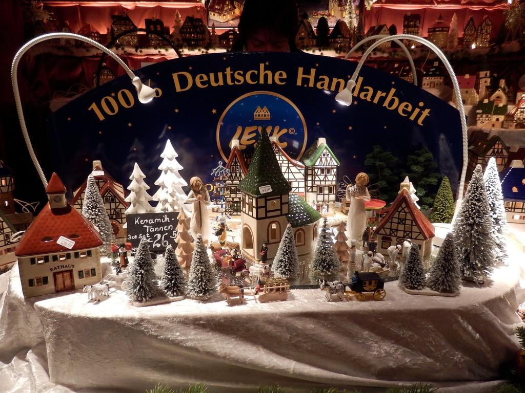 ドイツ・ローテンブルクでお土産購入!マルクト広場周辺おすすめショップ3店