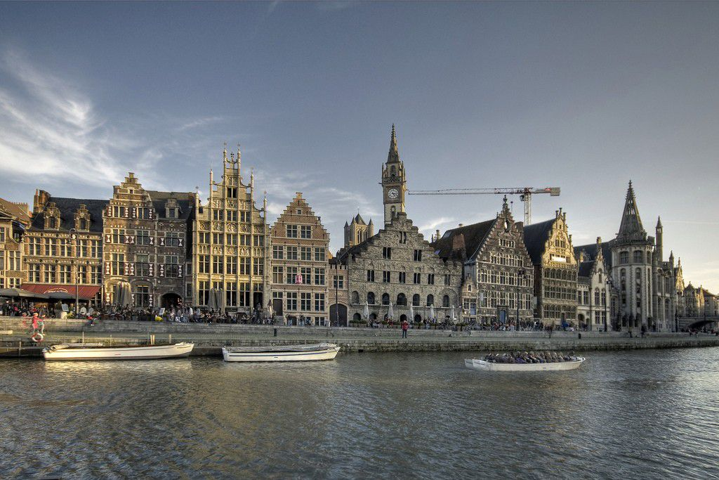 ベルギー・ゲントおすすめの人気観光名所6選!ロマンチックな中世の雰囲気たっぷり♡