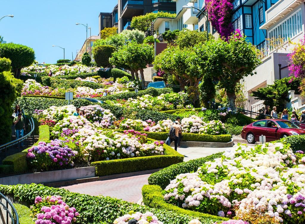 サンフランシスコのおすすめ観光名所はケーブルカーで周るべし!