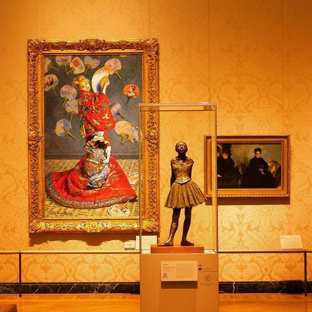 ボストン美術館で見るべき!有名な印象派絵画おすすめ4選