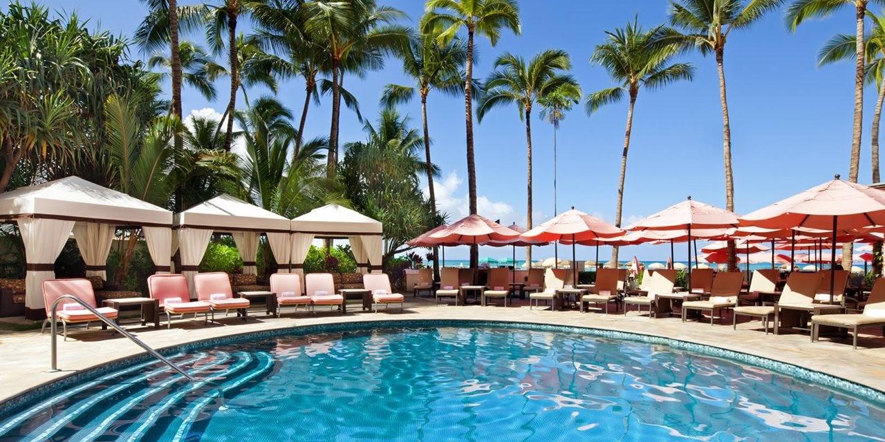 ハワイで人気の最高級ラグジュアリーホテル3選!至極の南国ホリデーにぴったり♡