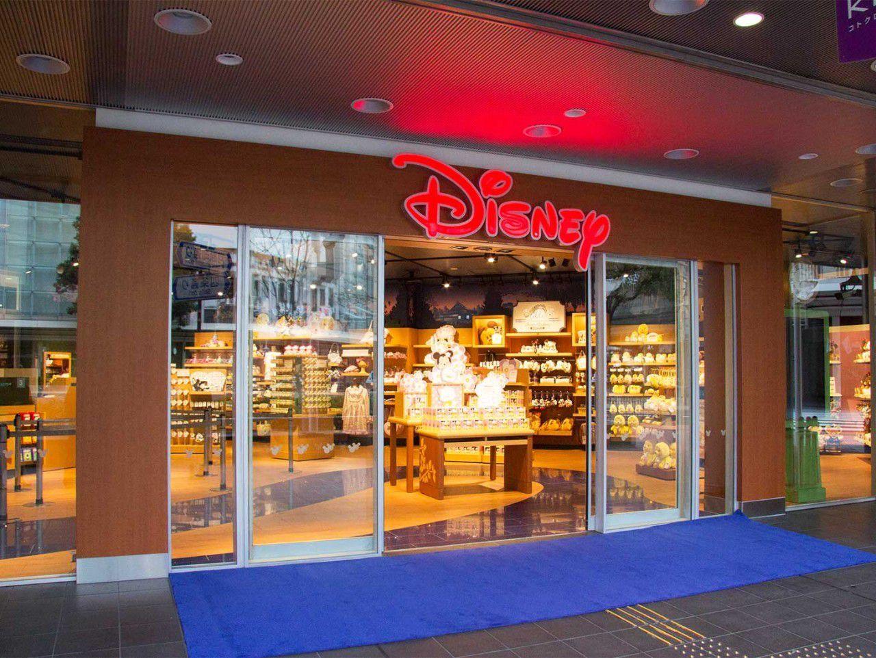 夢の世界でお買い物!ディズニーストアおすすめ店舗