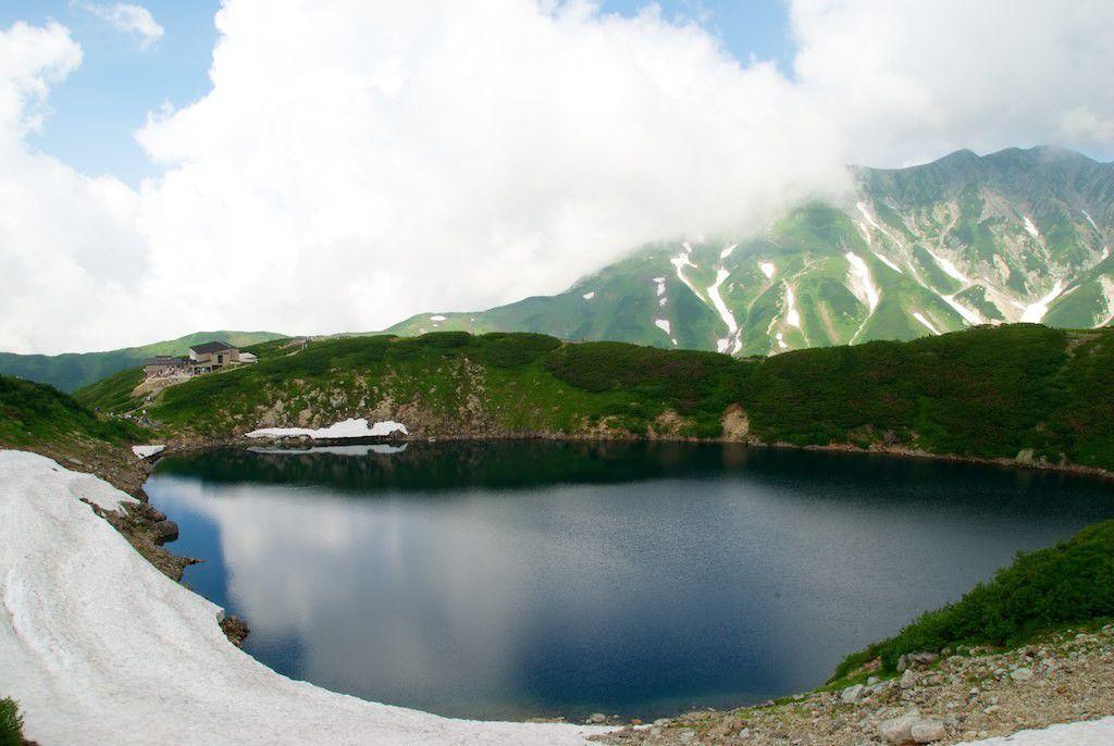 富山県黒部ダム・峡谷と立山連峰巡り!立山連峰エリアの観光スポットまとめ