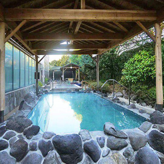 静岡富士宮市「富嶽温泉 花の湯」おすすめ温泉ガイド!ユニーク風呂に大満足