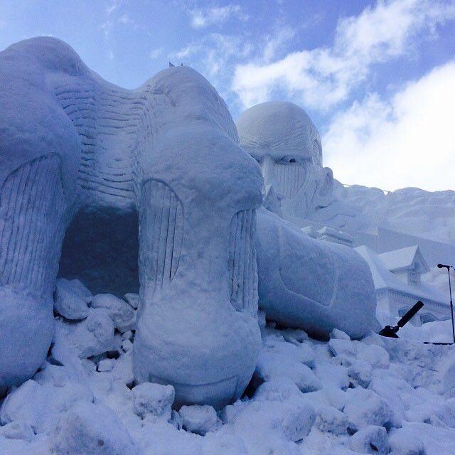 北海道「札幌雪まつり」の楽しみ方ガイド!一度は行きたい超リアル・超ド迫力!