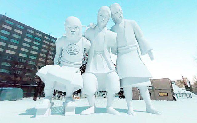 札幌雪まつり徹底解説!魅力満載、雪まつり大賞の高いクオリティに驚愕必至