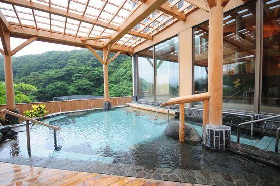 伊豆・下田市「観音温泉プリンシプル」へ!日帰り温泉で美と健康・癒し体感を