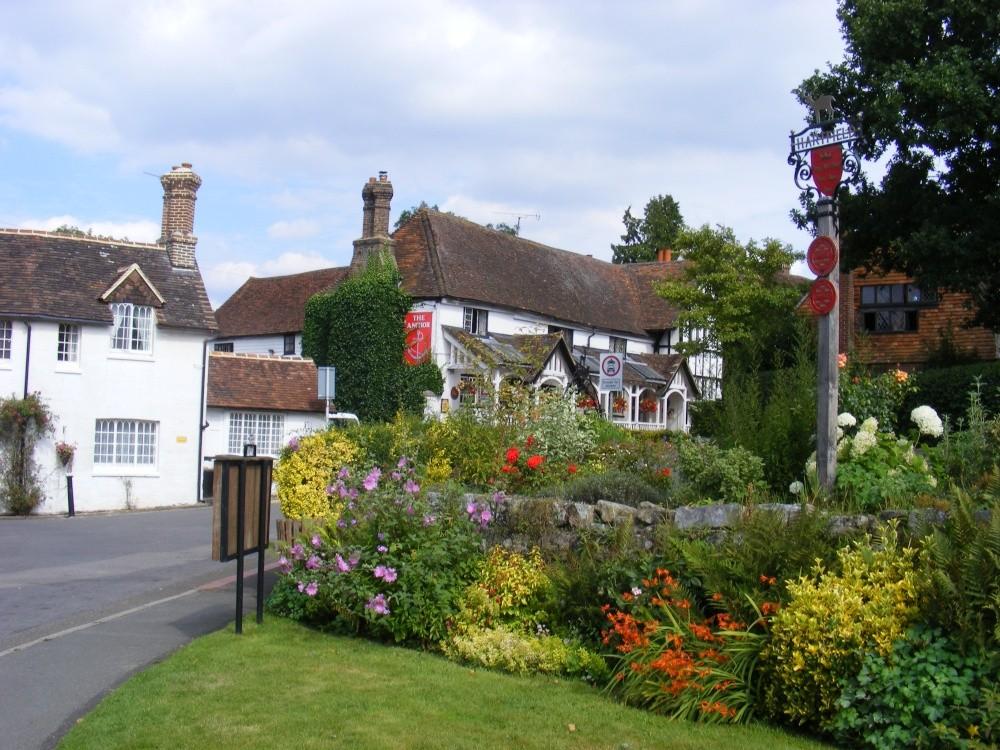 プーさん故郷のイギリス田舎町・ハートフィールドに行きたい!