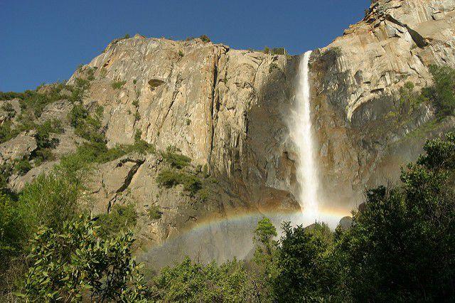 世界遺産ヨセミテ国立公園観光なら!必ず行くべき絶景ポイント6選