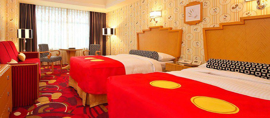 特典あり!東京ディズニーランドに宿泊!2つの特典付きおすすめパートナーホテル