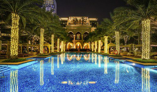 ドバイでイスラム文化を体感!ハマム体験におすすめな5つ星のホテル2選